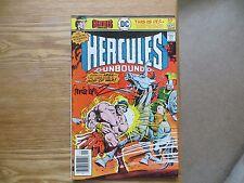 1976 VINTAGE DC HERCULES UNBOUND # 6 SIGNED JOSE GARCIA-LOPEZ ARTWORK, WITH POA
