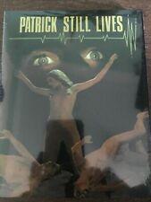 Patrick Still Lives Blu Ray W/ Slip Severin Reg.free