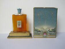 Vintage Paris De Coty Antique Bottle 0.60 oz Paris Parfum Coty 17.7 ml Perfume