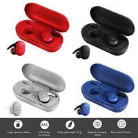 Mini Bluetooth 5.0 Earbuds Touch True Wireless Headset Headphone Waterproof IPX7