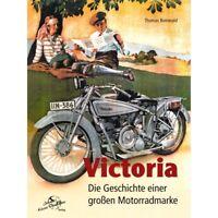 VICTORIA Motorrad Motorräder Geschichte einer großen Motorradmarke Modelle Buch