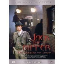JACK THE RIPPER - UNGEHEUER VON LONDON DVD NEU