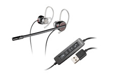 Plantronics Blackwire C435-M In-Ear usb Microsoft Lync  Headset New In Box
