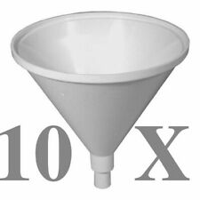 10 Dental Dry Oral Cup 8118 Dci 5840 Type Cuspidor Cup Autoclavable
