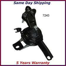 Engine Motor Mount Front Right For:98/02 Toyota Corolla 3 and 4 Speeds 1.8L