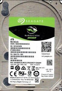 """ST5000LM000 F/W: 0001 P/N: 2AN170-500 TK Wcj 2.5 """" Seagate 5TB"""