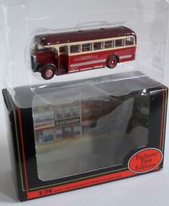 (EFE) EXLUSIVE FIRST EDITIONS (18303) LEYLAND TS8 TIGER BARTON TRANSPORT (BOXED)