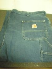 Carhartt FR Carpenter's Jeans Size 36x32 #290-83 - (GOOD CONDITION)  #5C.20