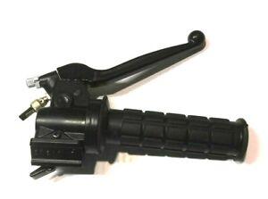 Bremshebel Gasgriff mit Armatur für Lenker passt für Simson S51 SR50 S50