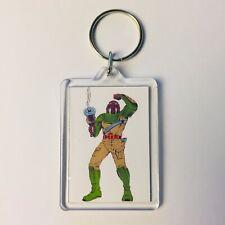 TUSKA WARRIOR Thundercats Comic Poster Art Key Ring Chain Keyring Fob