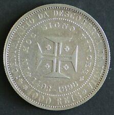 Portugal 1000 Reis 1898 EF