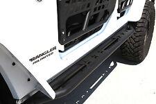 4 Door Model ONLY Step Armor Rock Sliders Guard for 07-18 Jeep JK Wrangler