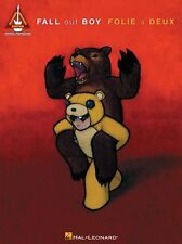 Fall Out Boy Folie a Deux Learn to Play Guitar TAB Music Book