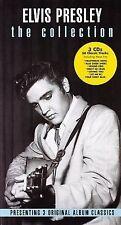 Elvis Presley The Collection:Elvis Presley/Elvis/Loving You (CD, 2006) Like New!