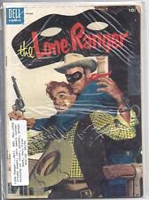 Lone Ranger Dell #81 Very Fine Comics Book  FREE SHIPPING     Returns Okay
