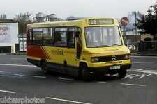 PMT Potteries Motor Traction MMM491 Newcastle-under-Lyme 1993 Bus Photo