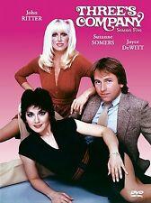 Three's Company - Season 5 (DVD, 2005, 4-Disc Set)
