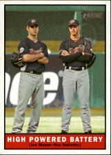 2010 Topps Heritage Baseball #363 Joe Mauer/Roy Halladay