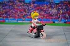 Takara Tomy Nintendo Super Mario Princess Peach Cake Topper Figure Decor K1335 K