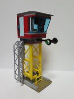 Lego City Cargo Train Railway Signal Box Control Centre Tower from 60198 NEW !!!