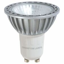 Crompton LED GU10 COB • 4W • 3000K • GU10 WARM WHITE 230LM