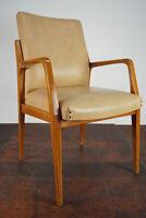 60er Vintage Sessel Lounge Easy Chair Stuhl Danish Armlehnstuhl Mid-Century 1/3