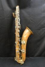 Conn 12M Baritone Sax