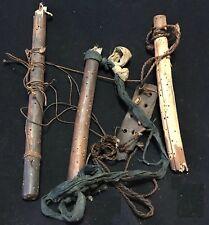 Piquets de tente Touareg très vieille collection du XIXe Mali Niger Libye