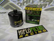 NEW Hiflo RACING Oil Filter HF204 RC for Honda CBR1000RR Fireblade 2004-2016
