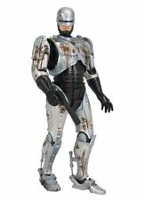 """NECA 7"""" Robocop Battle Damaged Ver. Action Figure Model Collectible Doll Toys"""
