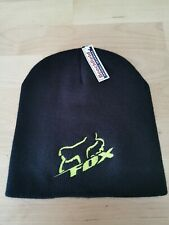 Fox Racing Motocross Winter Stretch Fit Beanie Cap Hat