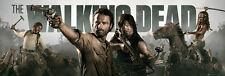 The Walking Dead - Banner Door Poster Print, 62x21