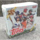 Topps+2020+MLB+10+Pack+Baseball+Trading+Card+Box%2C+Worn+Box
