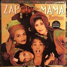ZAP MAMA • Bottom • Vinile 12 Mix • 1992 CRAMMED