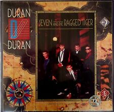 Duran Duran-Seven And The Ragged Tiger-EMI Limited Edition Double LP-EMCD 165454