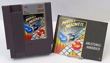 Nintendo NES - Marble Madness + Anleitung - B NES-MV-NOE