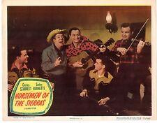 "Charles Starrett Horseman Of The Sierras 1949 Original 11x14"" Lobby Card LC514"