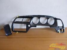 [J2108] JDM:HONDA:TORNEO EuroR:CL1:Carbon Look Instrument Panel with AC Air Vent