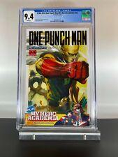 FCBD 2016 One Punch Man / My Hero Academia #nn CGC 9.4