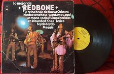 Country Rock REDBONE **Lo Mejor De (The Best Of)** VERY RARE 1973 Spain LP