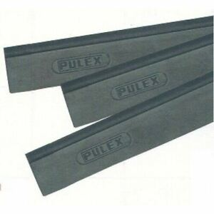"""PULEX 36"""" (90cm) SOFT/HARD Window Cleaning Squeegee Replacement Rubber Blades"""