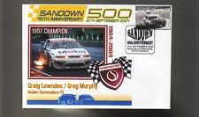 LOWNDES & MURPHY 1997 SANDOWN WIN COVER, VS COMMODORE