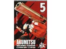 AKUMETSU 5 (di 18) - MANGA J POP - NUOVO