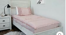 Used beddys bedding Full Size Set Vintage Blush