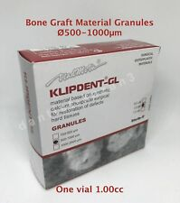 Dental Implant β-Tricalcium Phosphate Bone Graft Material Sterile 1.00cc CE
