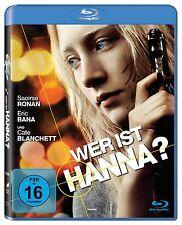 Wer Ist Hanna?/dtsche Kauf Blu-Ray/Neuware/Eric Bana,Cate Blanchett,Joe Wright..