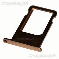 iPhone 6s ALU nano SIM Halter Gold Schacht card holder Schlitten slot tray NEU