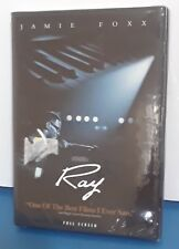 Ray DVD Movie Jamie Foxx Full Screen 2005 Extended Version Sealed New in Box