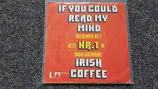 Irish Coffee - If you could read my mind 7'' Single