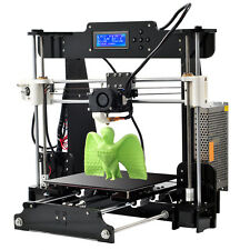 Anet A8 FDM 3D Printer Precision Reprap Prusa i3 DIY & LCD in USA TO